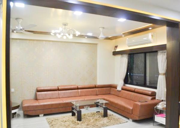 Hall Interior Design Ahmedabad