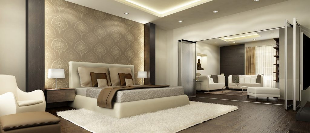 Bedroom interior design ahmedabad